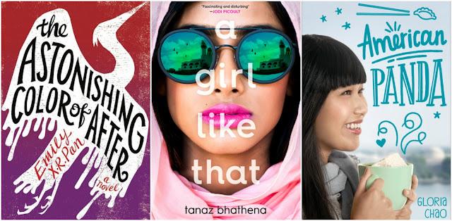 YA Book Releases 2018