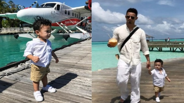 Yusuf Iskandar bercuti di villa mewah berharga RM13,000 satu malam