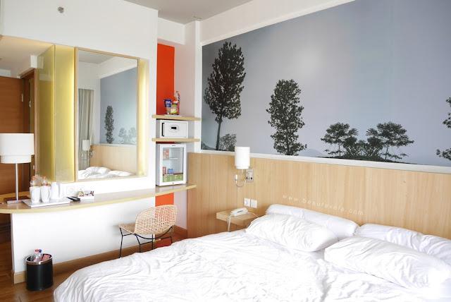 Kamar Deluxe di Pesona Alam Resort & Spa