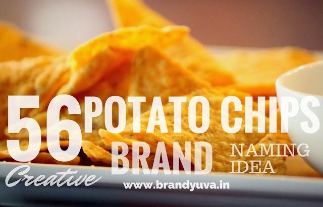 creative potato chip names idea