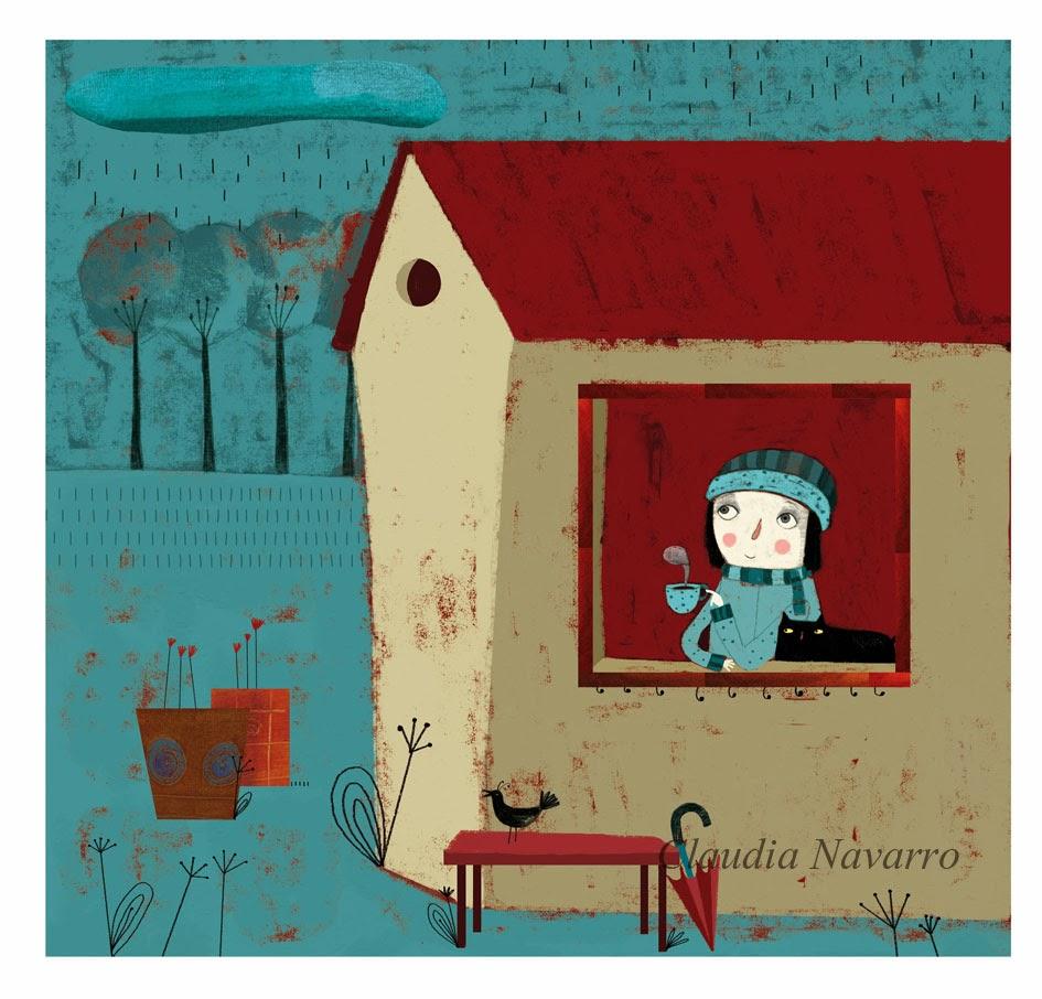 Ilustración de Claudia Navarro.