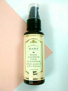 Product Review - Kama Ayurveda Rose Jasmine Face Cleanser