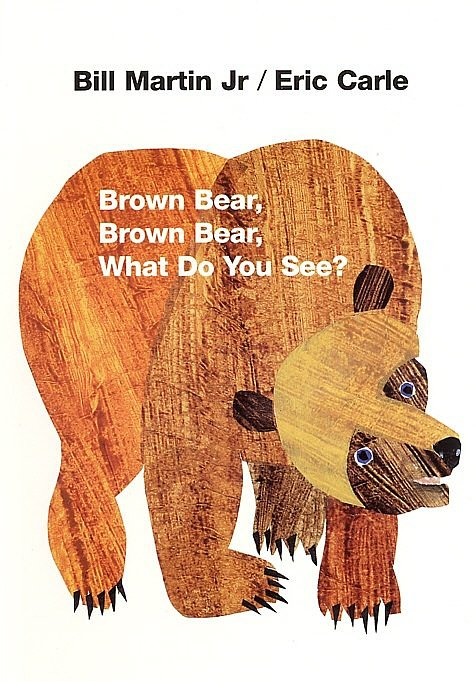 Amazon.com: Brown Bear, Brown Bear, What Do You See ...
