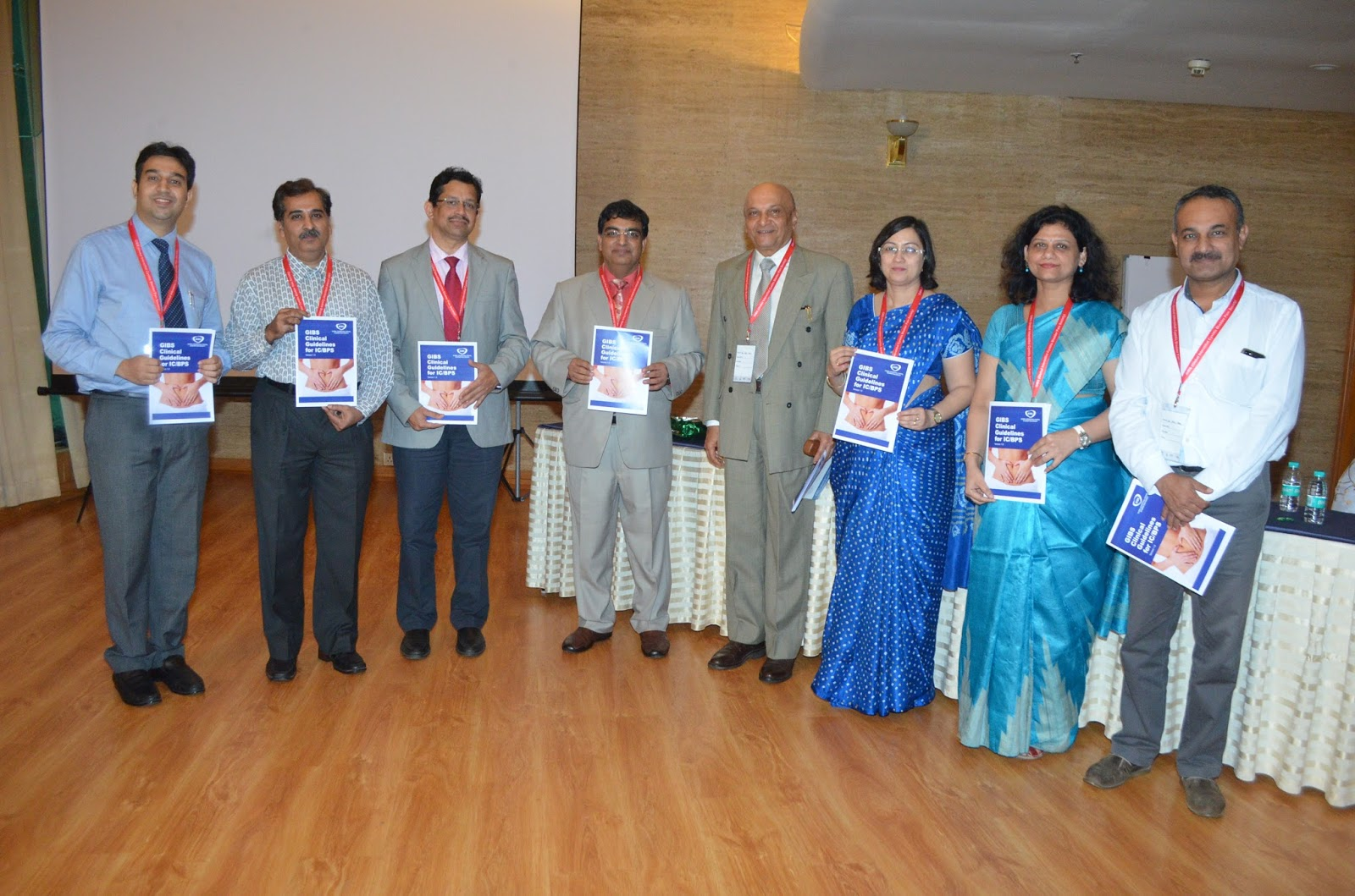 Interstitial Cystitis India: GIBS 2017