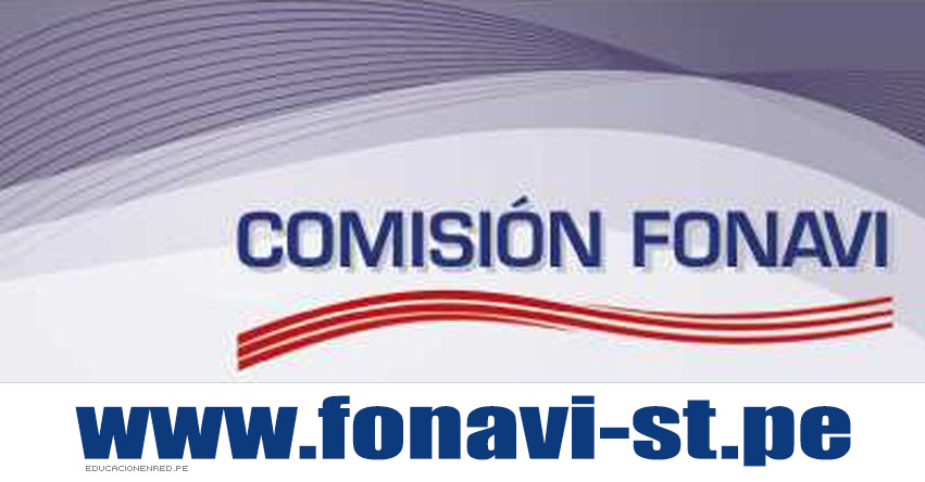 FONAVI: Cómo inscribirse para la devolución de dinero a los FONAVISTAS - www.fonavi-st.gob.pe