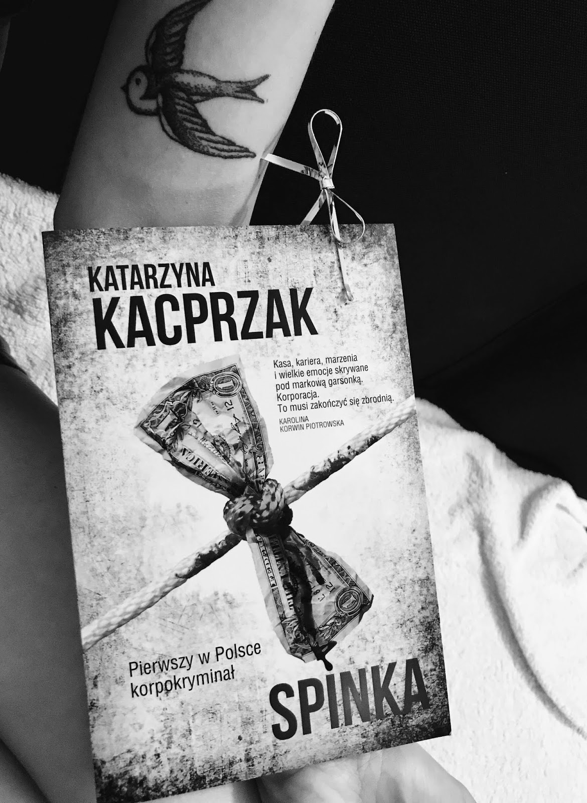 Katarzyna Kacprzak - Spinka