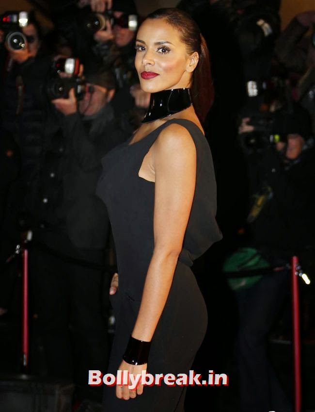 Shy'm, International Singers at NRJ Music Awards 2013