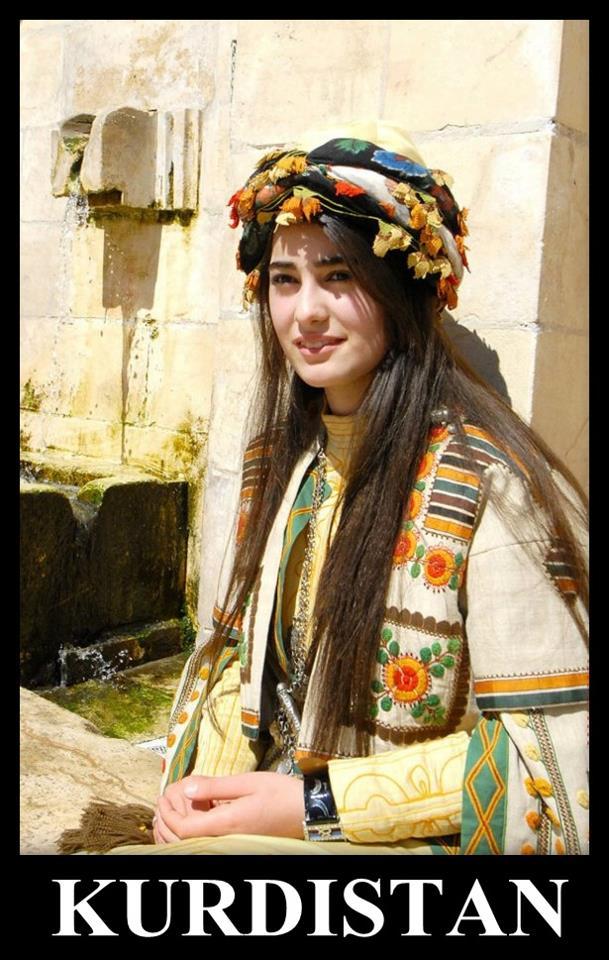 Самые красивые курдянки и езидки (Топ-15)