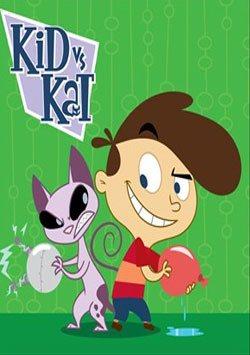 Coop Kat'e Karşı Çizgi Film İzle Türkçe 1. Sezon 2. Bölüm (Kid vs. Kat)