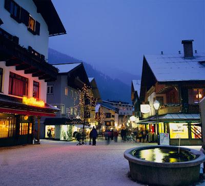 St. Anton am Arlberg, Tirol, Austria