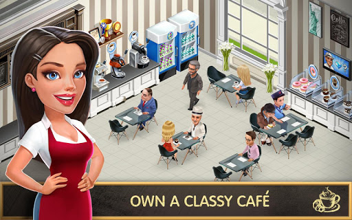 Cheat My Cafe: Recipes & Stories Mod Apk