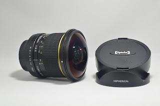 Opteka アプテカ 6.5mm f/3.5 HD