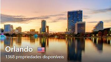 Hoteis aeroporto de Orlando