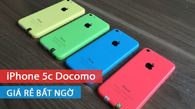 iphone 5c lock co nen mua