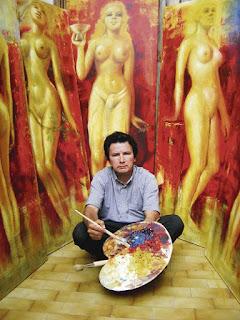 Tarazona artistas Colombianos