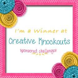 Creative Knockouts Winner