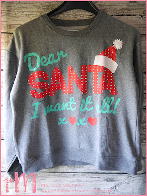 Stampin' Up! rosa Mädchen Kulmbach: Christmas Sweater