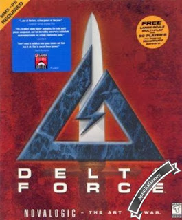 Delta Force 1 Cover, Poster