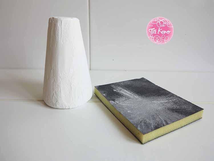 Faro de verano de corcho blanco handbox craft lovers - Laminas de corcho blanco ...