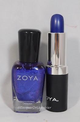 Zoya Tommy with Zoya Isa