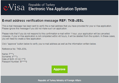 untuk melakukan proses selanjutnya dalam permohonan visa