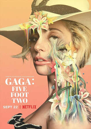 Gaga Five Foot Two 2017 WEBRip 300MB English Movie 480p Watch Online Full Movie Download bolly4u