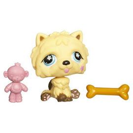 Littlest Pet Shop Purse Chow Chow (#662) Pet