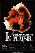 Sérieux comme le plaisir 1975 Serious as Pleasure