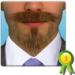 تركيب ذقن و شارب علي الوجوه للاندرويد Make Me Bearded