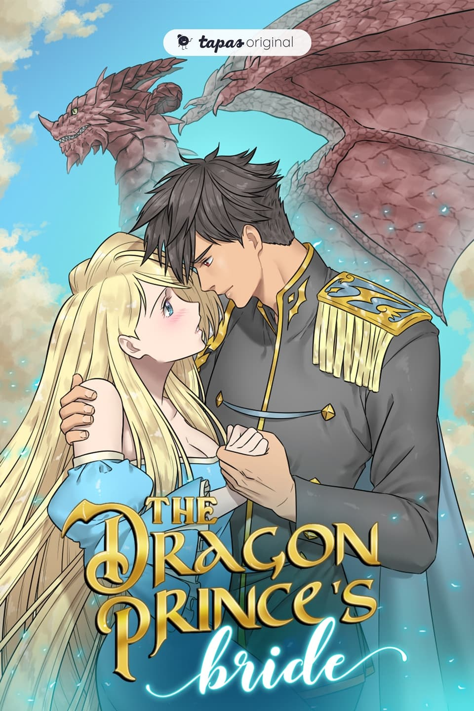The Dragon Prince's Bride