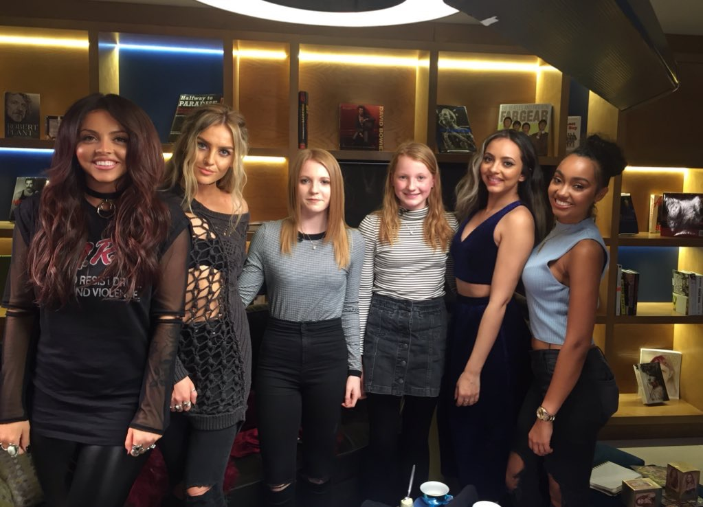 Lois emilie interview and afternoon tea with little mix i won a competition through amazon music uk on facebook to meet little mix interview them and have afternoon tea with them in london on the 25th of january m4hsunfo