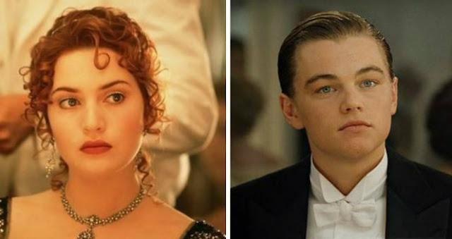 Wajah Pelakon Titanic