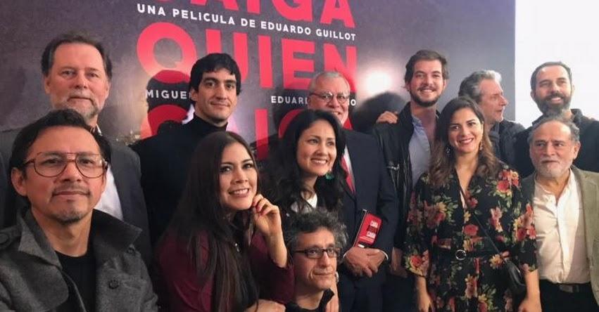 Película peruana «Caiga quien caiga» recibe premio del Ministerio de Cultura - Tráiler Oficial [VIDEO YOUTUBE]