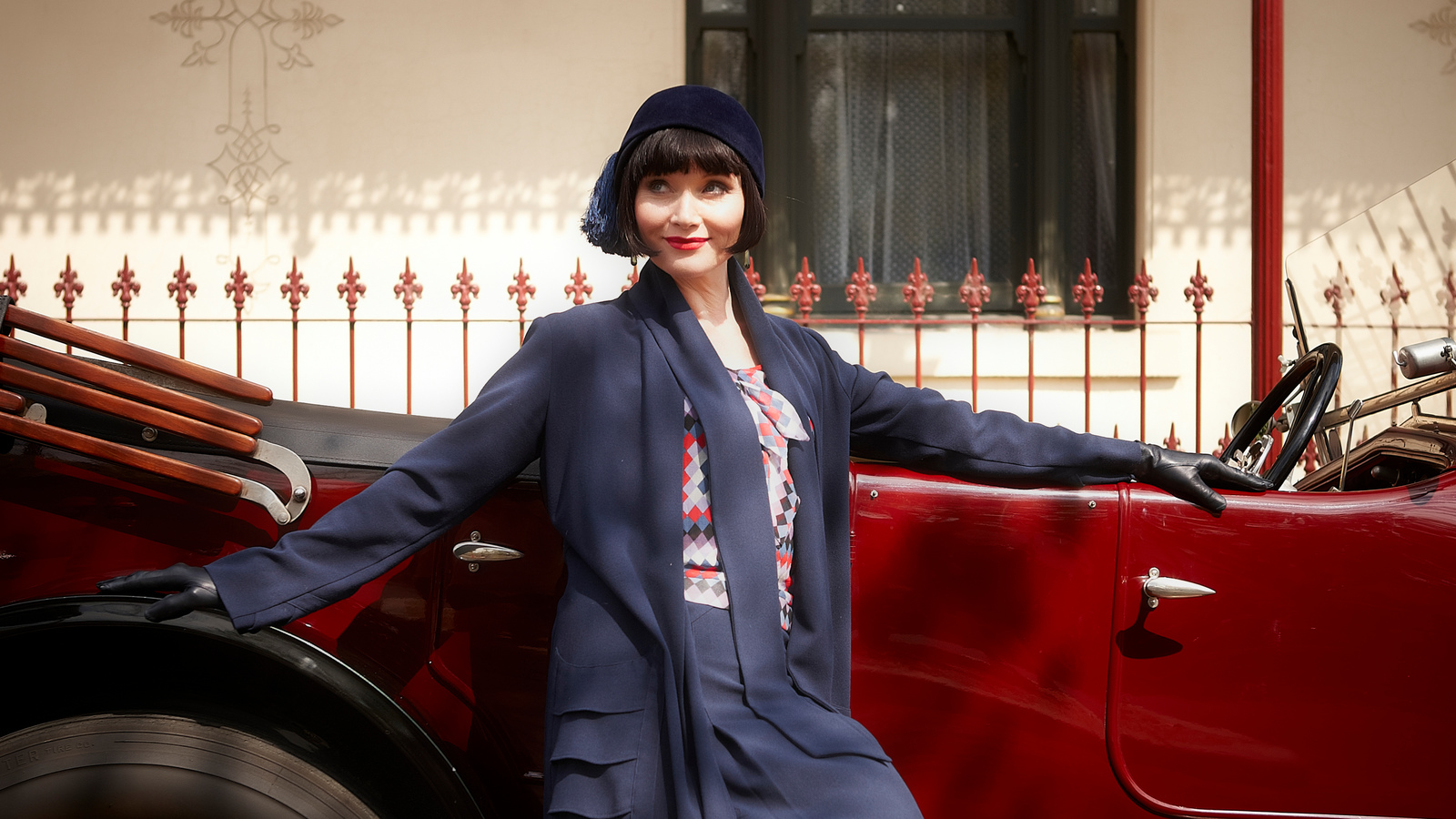 miss fishers murder mysteries gay