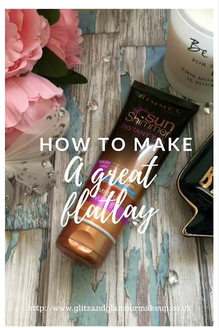 how to make a great flatlay pinterest