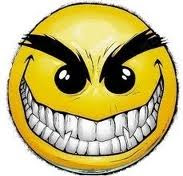 angry evil cartoon face fb chat code emoticons