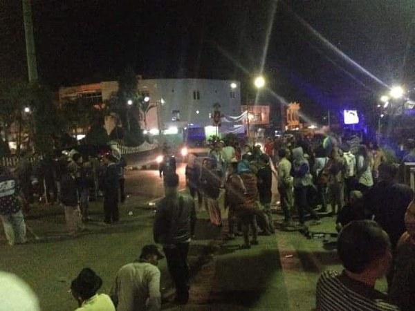 kerusuhan yang terjadi di kabupaten karo sumatera utara