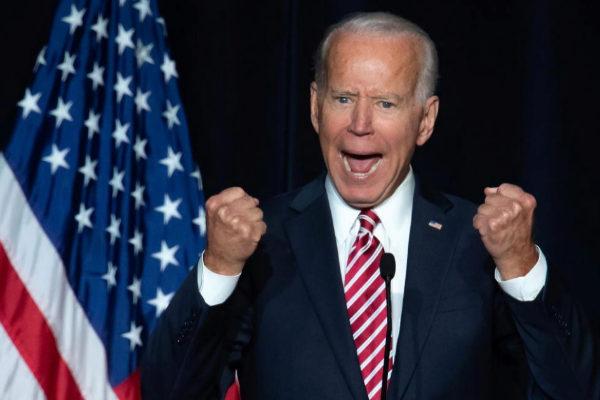 Biden afirma que se presentaría a la reelección si se alza con la Presidencia