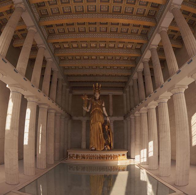 Reconstruction of Parthenon Cella given green light