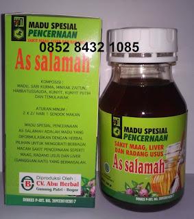 Jual madu spesial khusus pencernaan maag gangguan lambung