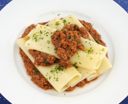 Bolognese Cannelloni
