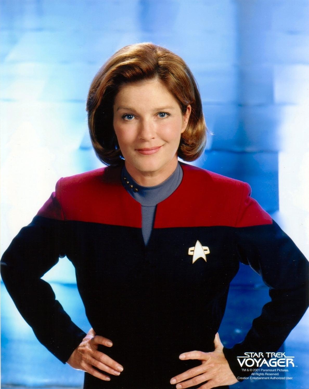 Star Trek Janeway