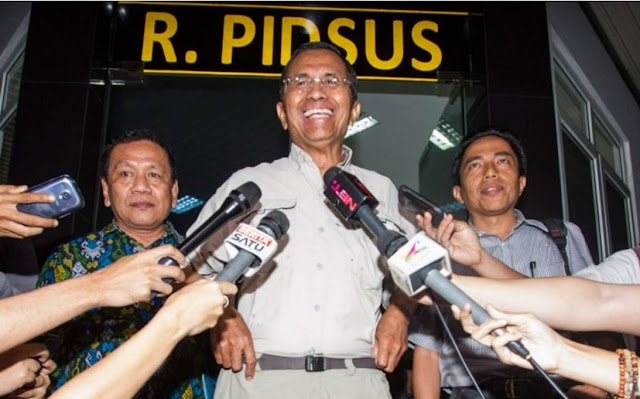 Mantan Menteri BUMN Dahlan Iskan Ditahan Kejati Jawa Timur