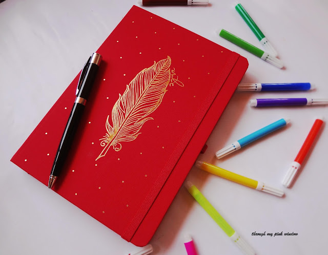 Matrikas The Creative Woman's Journal Feather review