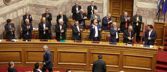 Η απόφαση eurogroup για λιτότητα έως το 2060 και οι γελοίοι γελωτοποιοί του ΣΥΡΙΖΑ