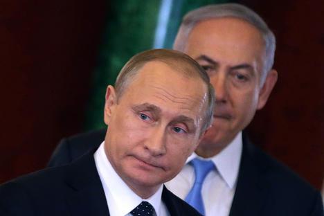 Netanyahu mediar conflito entre Rússia e Turquia