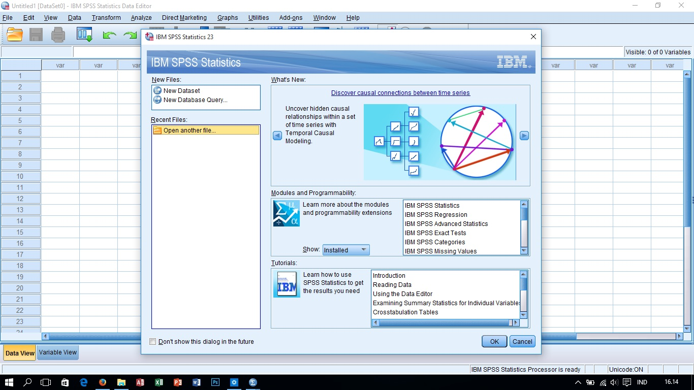 spss 22 free download full version with crack