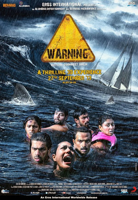 Warning 2013 DvdScr 300Mb