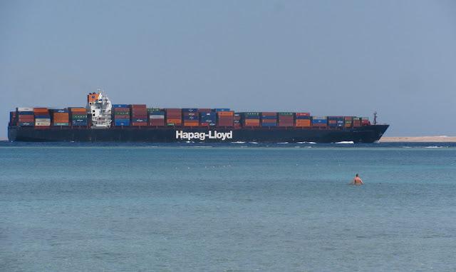 контейнеровоз Hapag-Lloyd