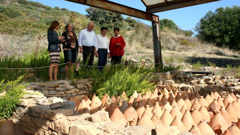 Αναβαθμίζεται το αρχαιολογικό πάρκο της αρχαίας Ζώνης και της αρχαίας Εγνατίας Οδού στον Έβρο